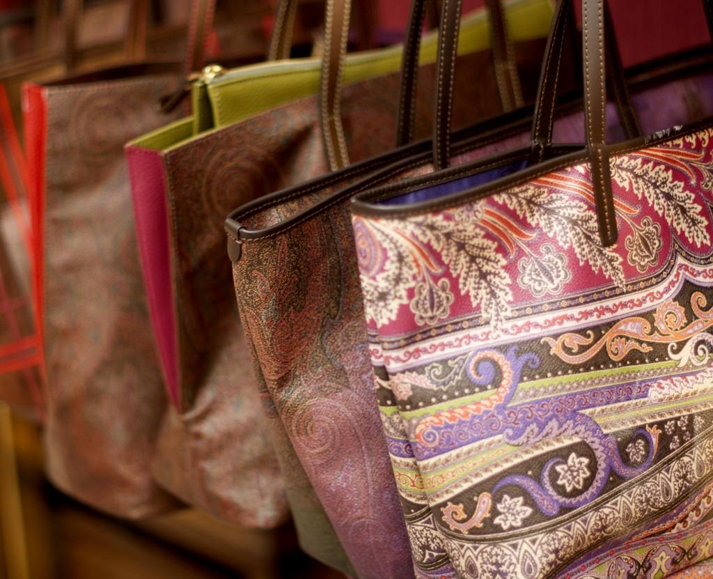 Etro spring 2014 bags