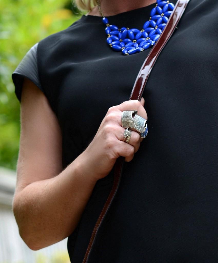 oxblood accessories