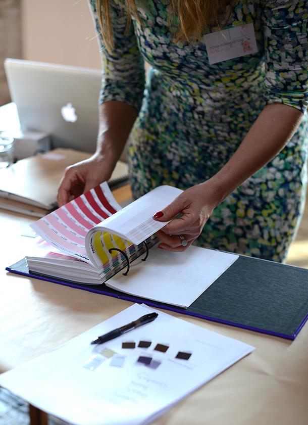 colour creatives workshop