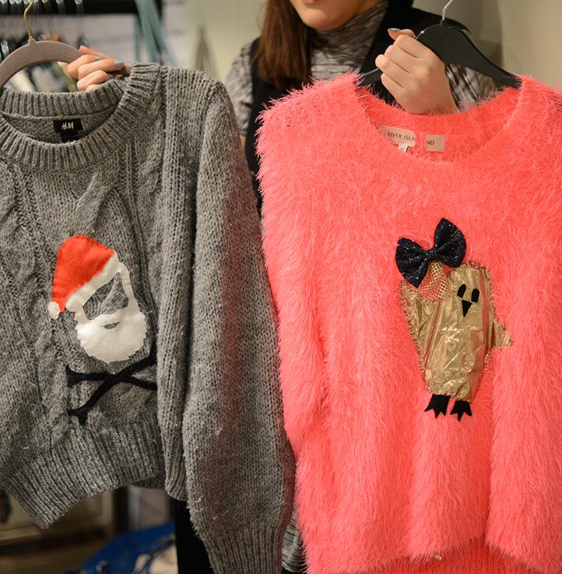 buy my wardrobe christmas jumper workshops