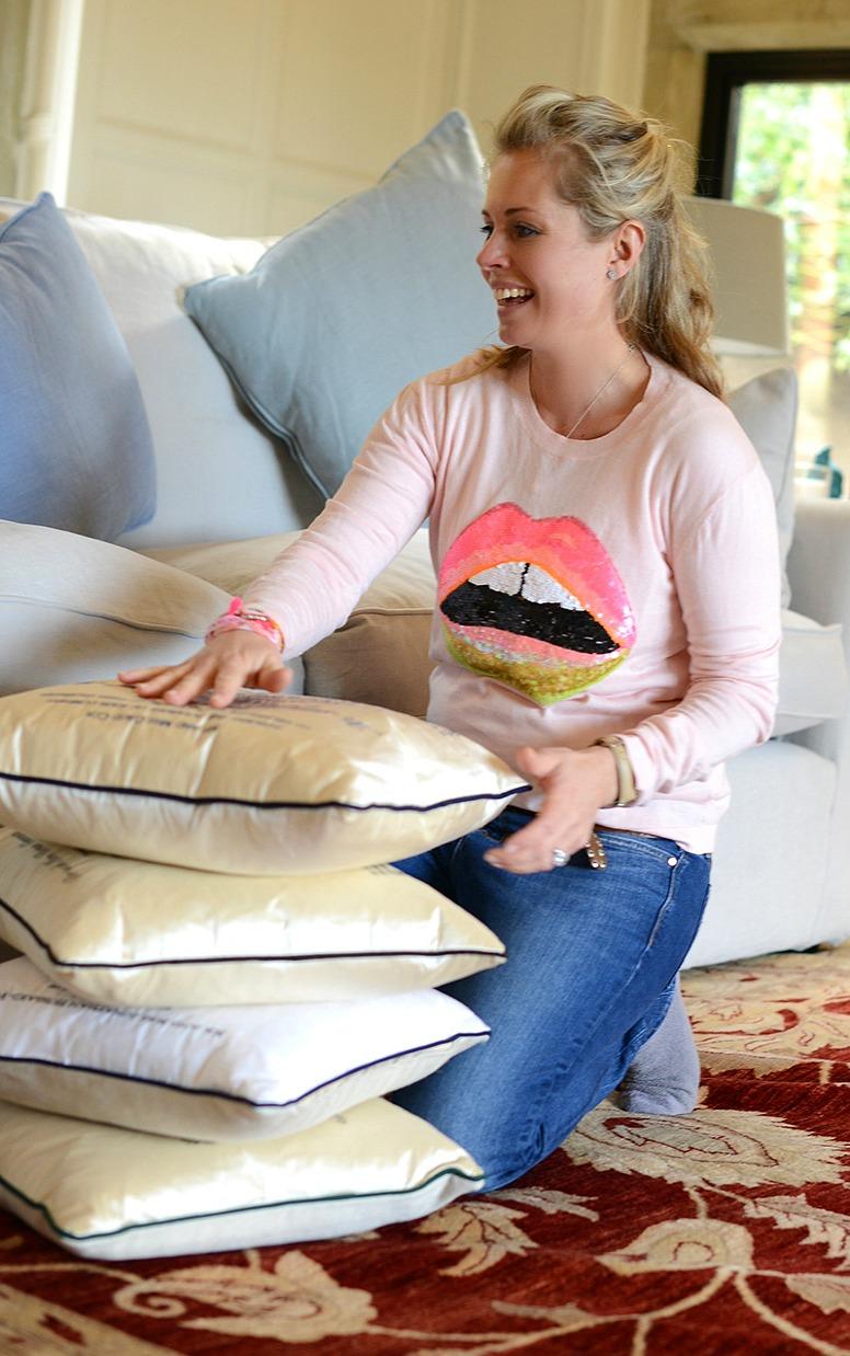 fun cushions