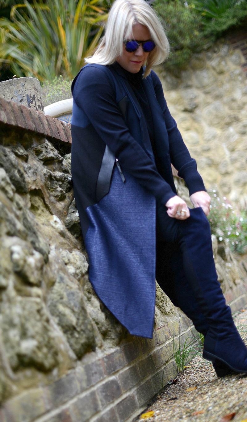 sleeveless coats