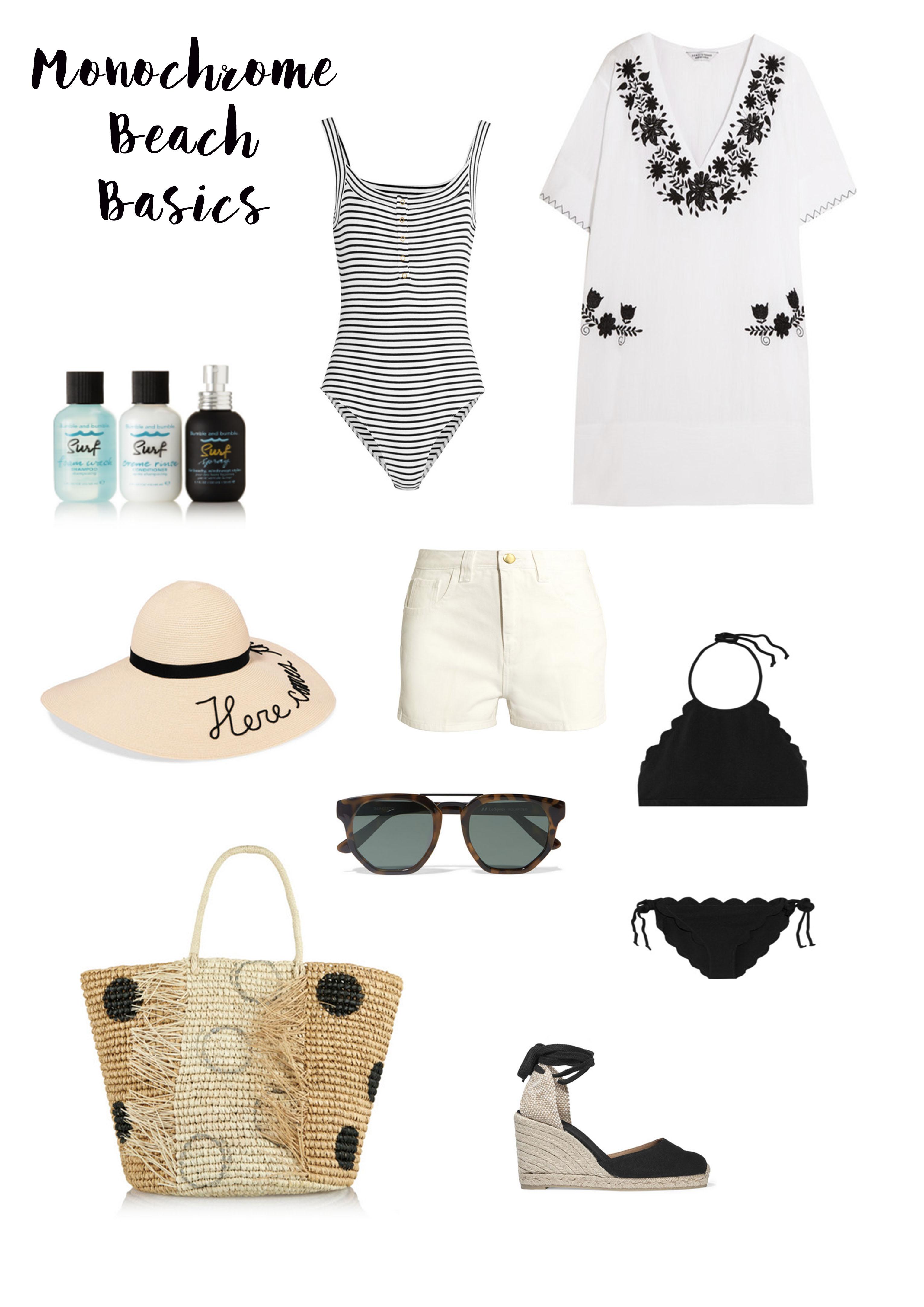 beach basics for short hop travel breaks
