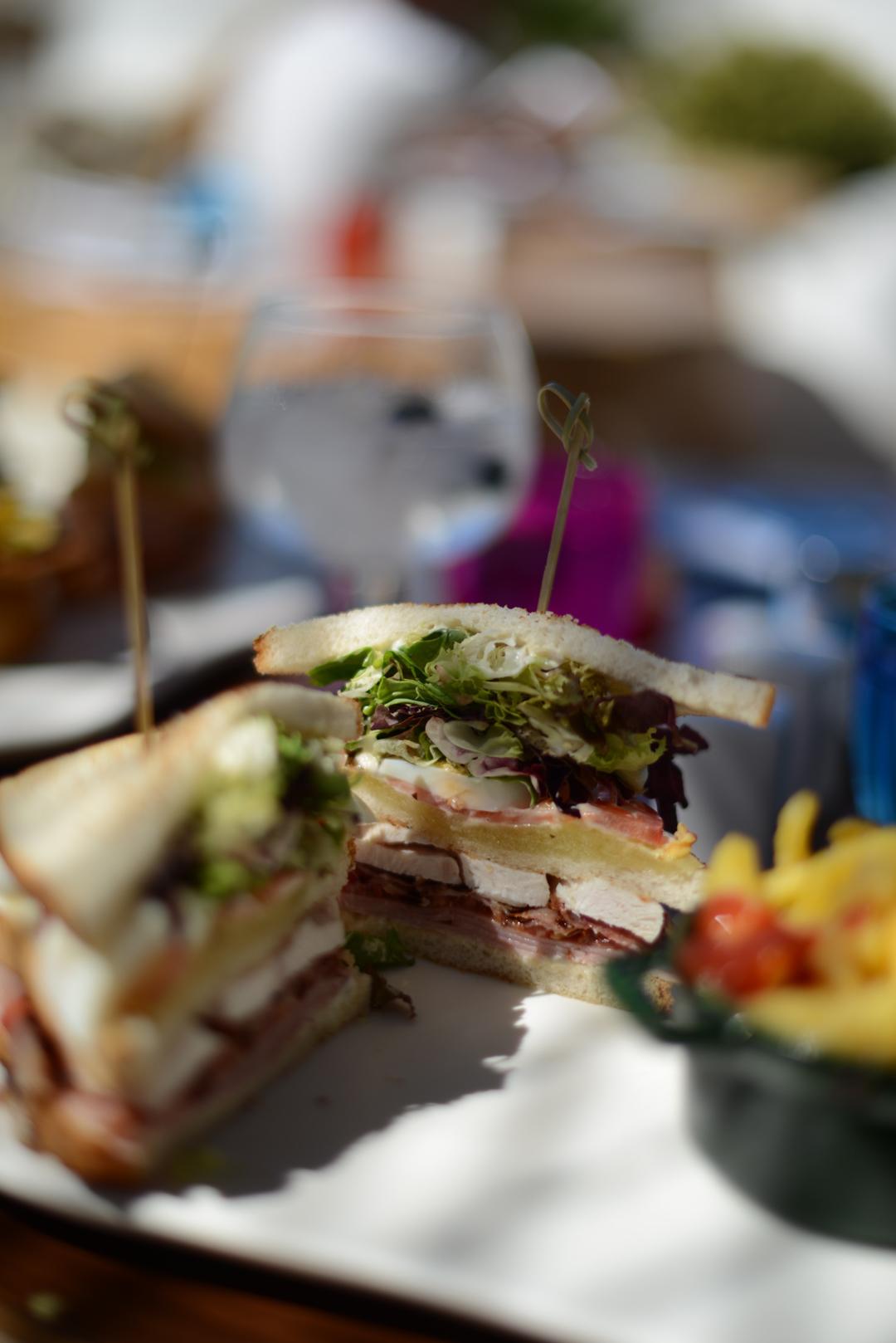 hotel na xamena ibiza club sandwich