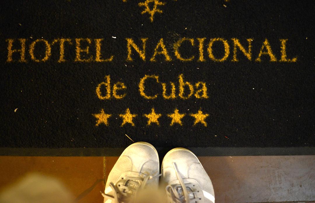 hotel nacional de cuba photographed by fashion stylist and blogger sara delaney