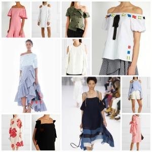 spring/summer 17 trends