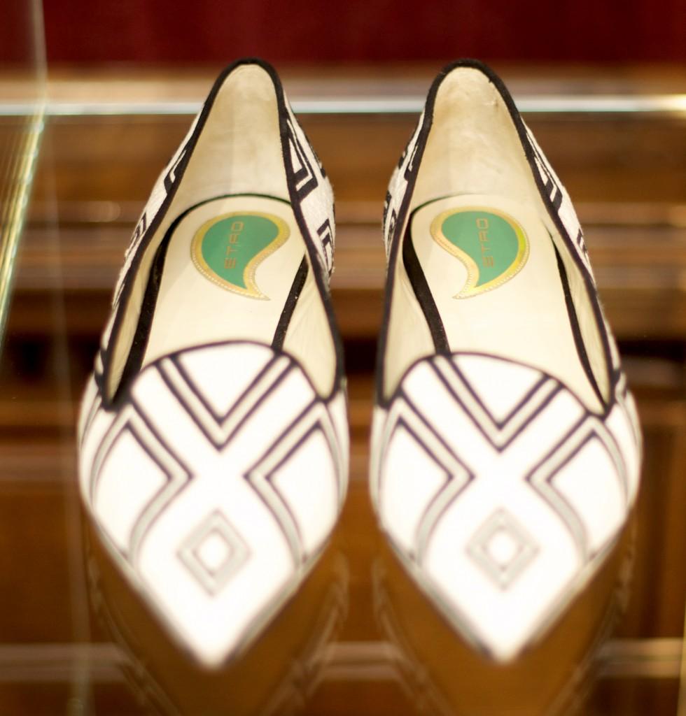 Etro shoes spring 2014