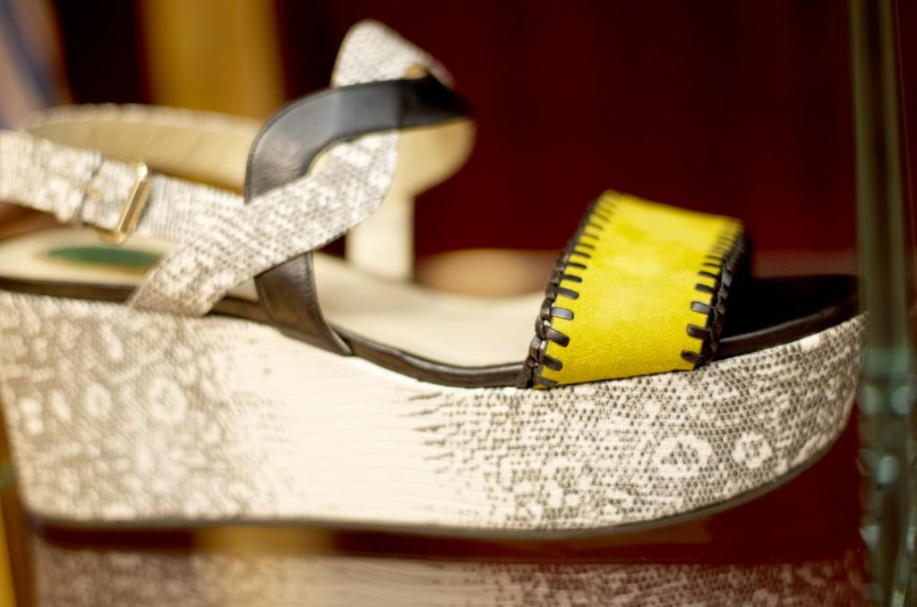 Etro spring 2014 shoes