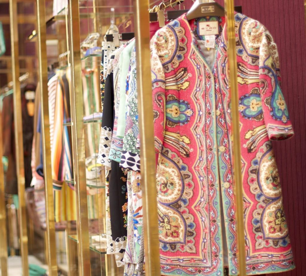 Etro spring 2014 fashion collection
