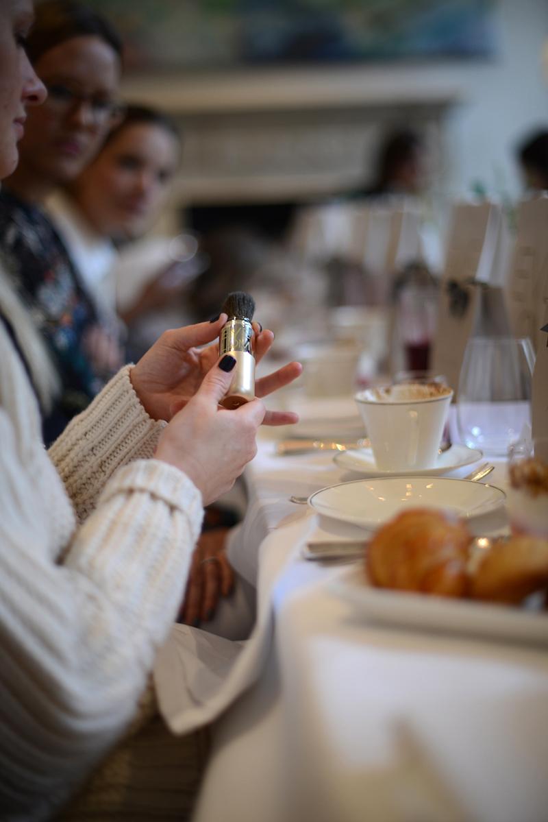 astley clarke x eve lom bloggers breakfast