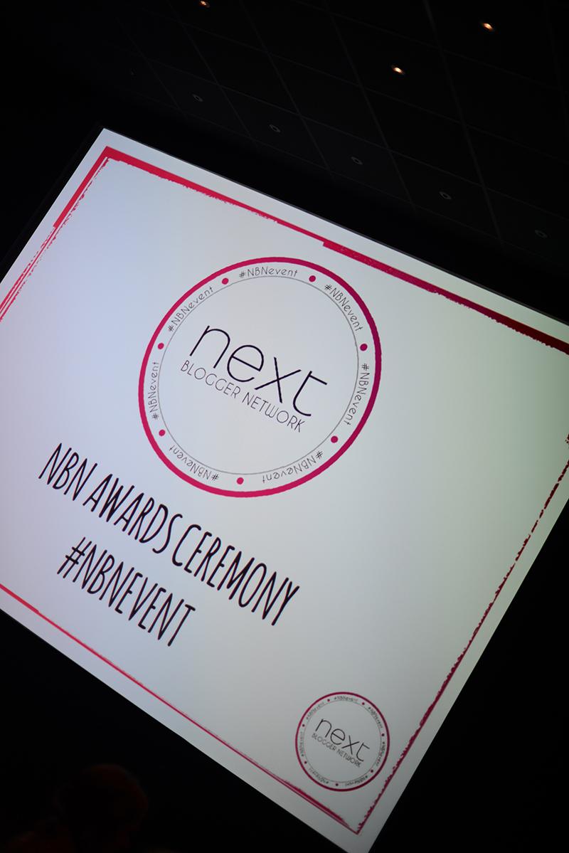 next blogger awards