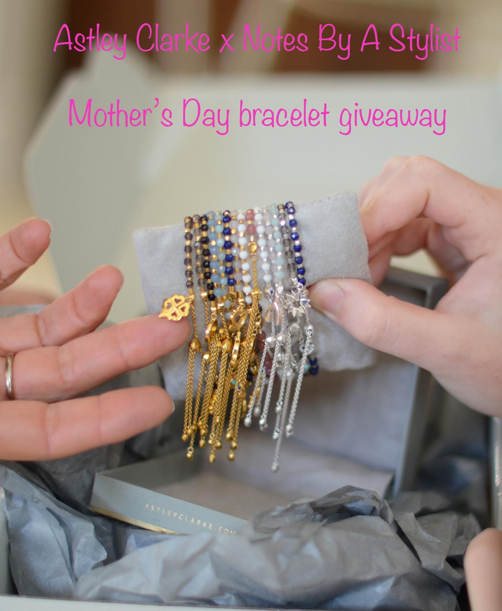 astley clarke bracelet giveaway