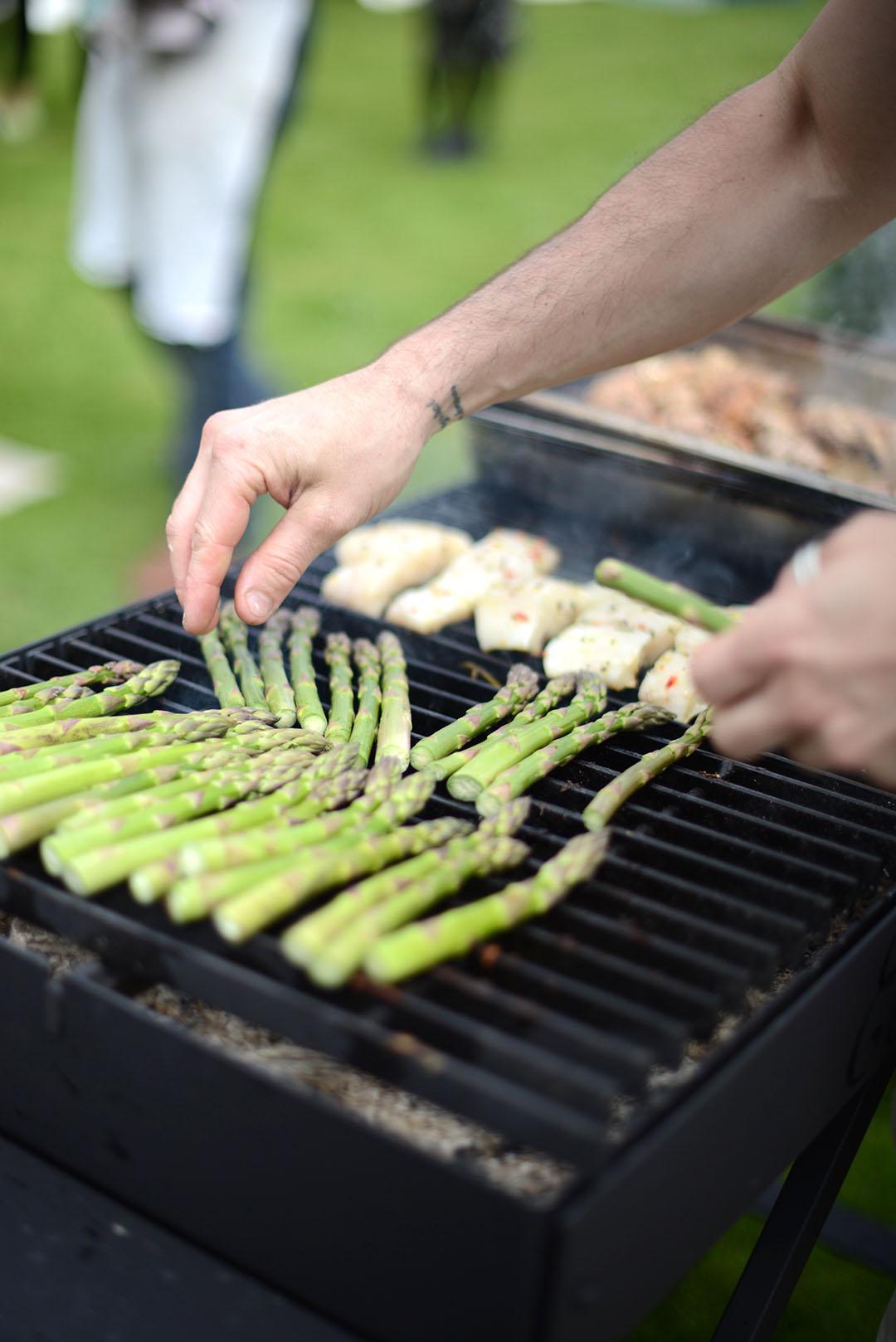 tim maddams summer barbecue tips photographed by sara delaney