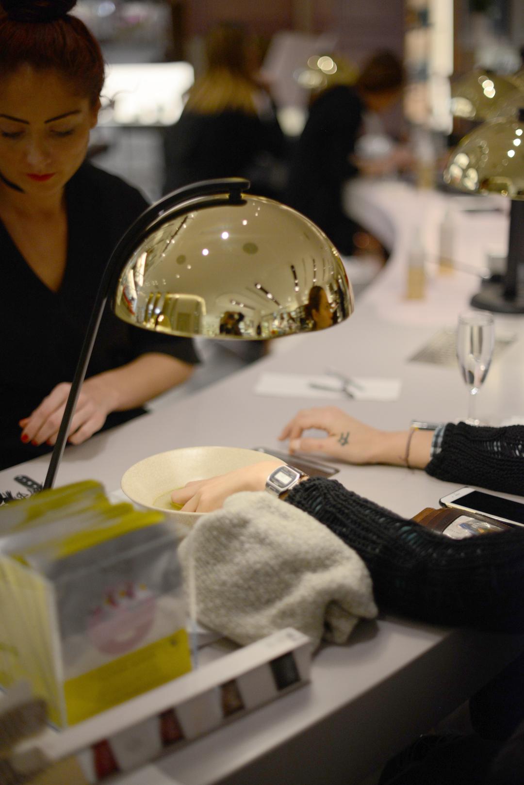 harvey nichols beauty salon