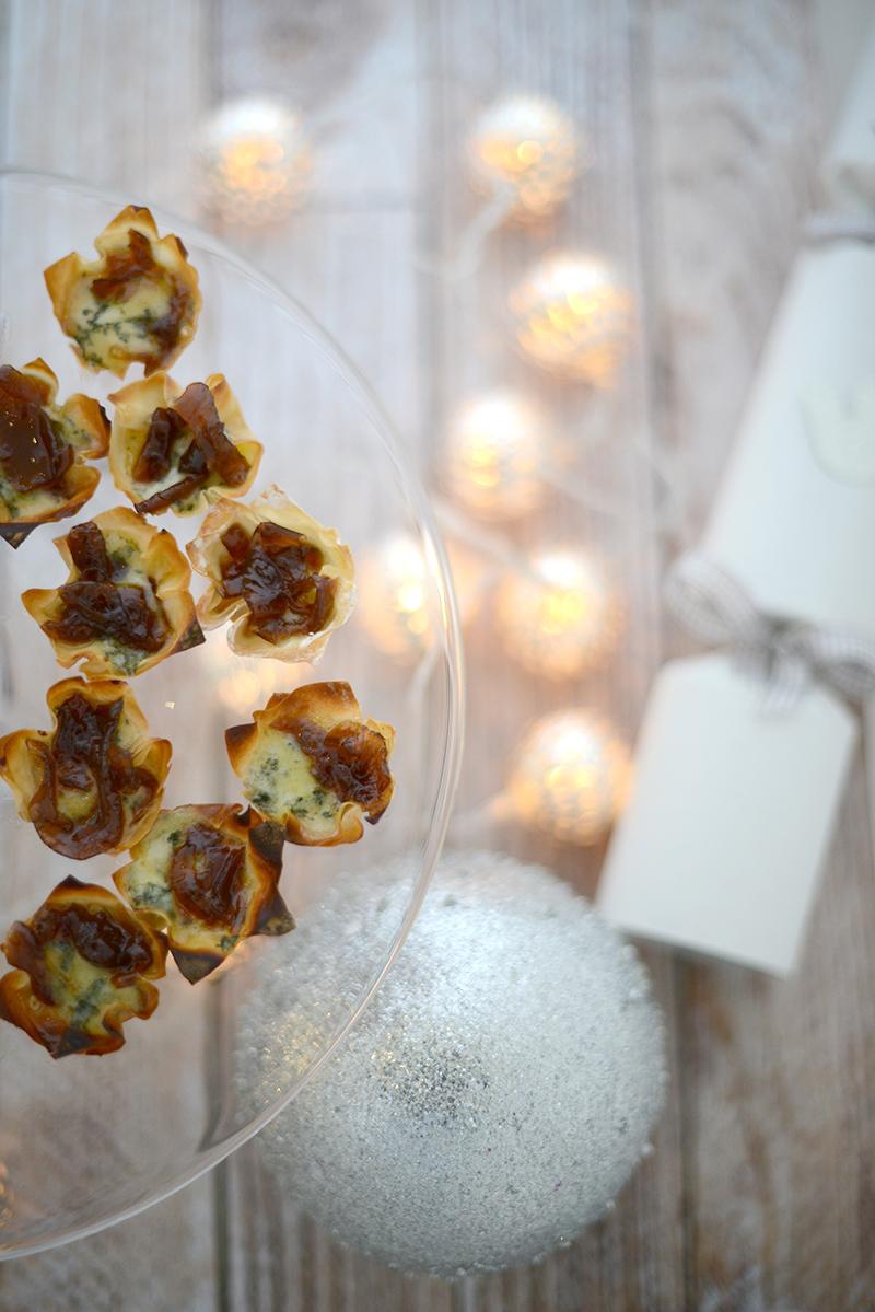 christmas canape recipes