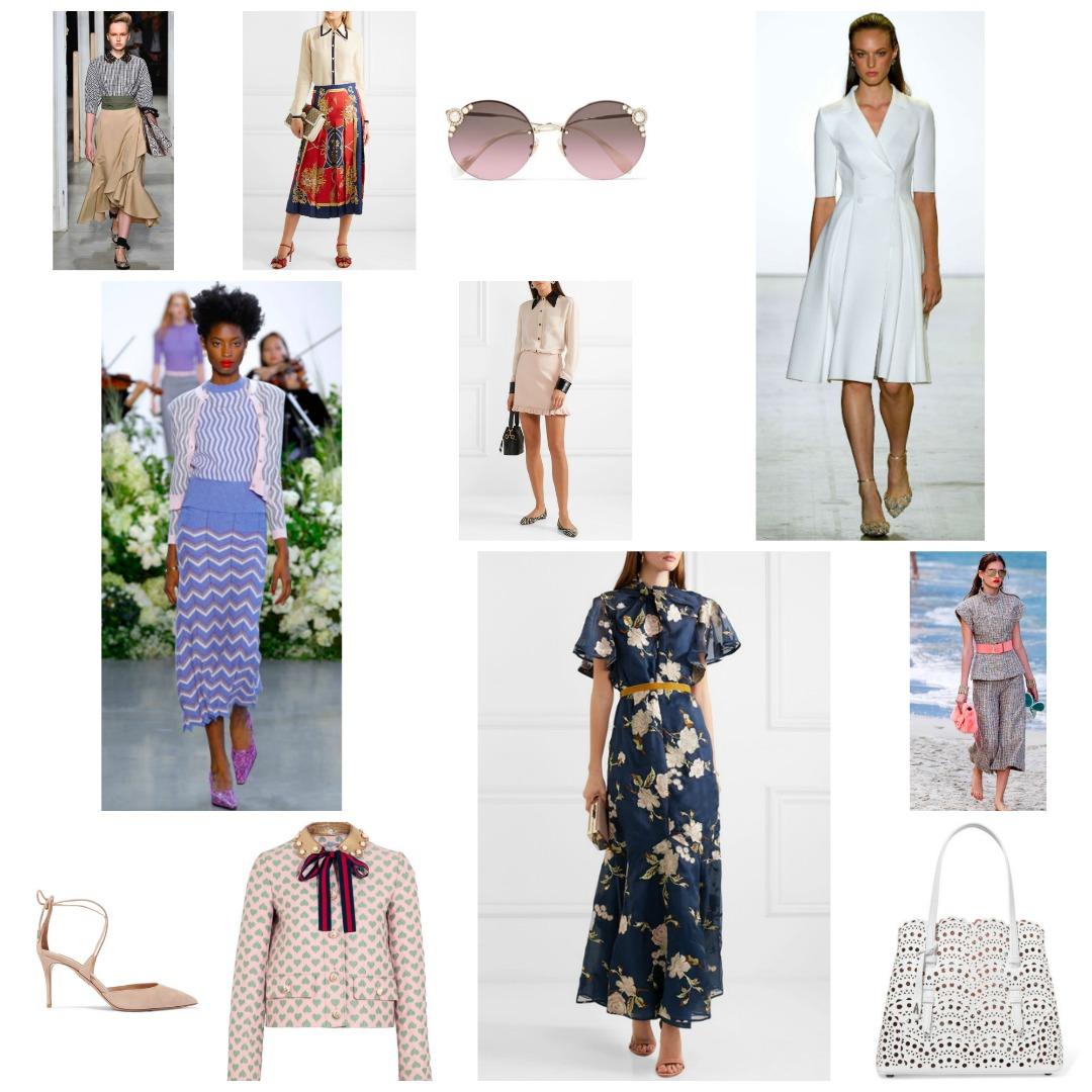 Spring/Summer Trends